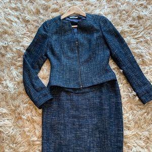 🖤💙Tahari Skirt Suit 💙🖤